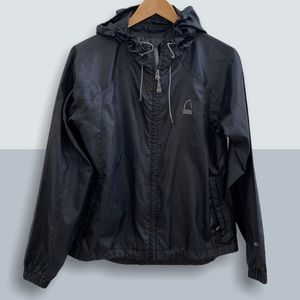 Sierra Designs Men's Black Microlight Jacket